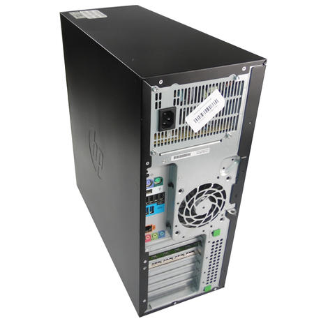 HP Z420 Workstation Intel Xeon E5-1603 @2.80GHz 8GB PC-3 No HDD No OS Thumbnail 2